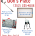 Dons Tools in Elizabeth City Sale with discount!