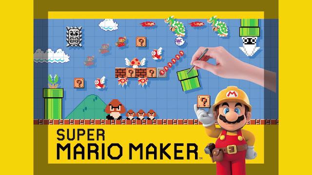 تحميل لعبة super mario maker 2 للكمبيوتر