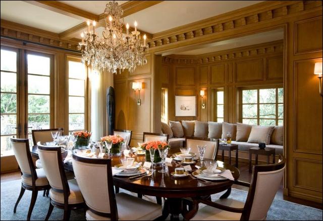 20 Desain Ruang Makan Tradisional