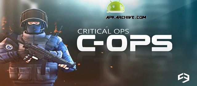 Critical Ops Android Apk Oyun indir Android Aksiyon Oyunu!