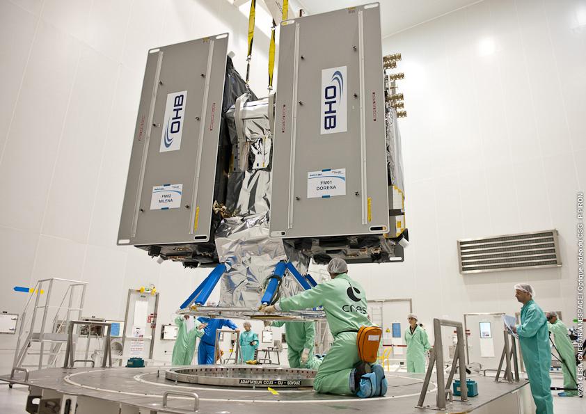 Galileo, assistiamo insieme alla diretta video del lancio di due nuovi satelliti del sistema Europeo di localizzazione e navigazione satellitare