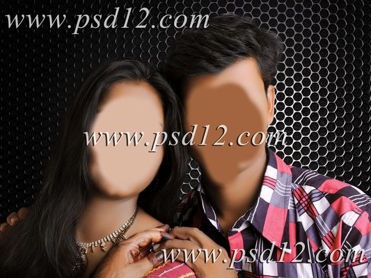 Studio Background for Couple