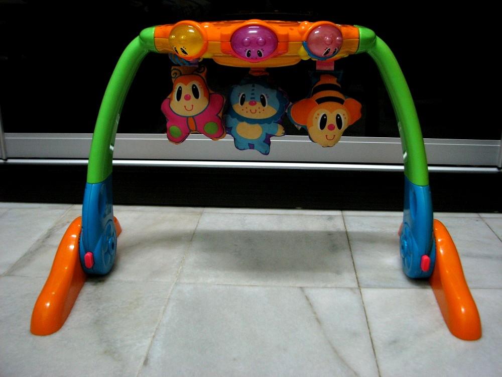 Kiddy Parlour Sold Gallery Playskool Tummy Time Together Gym