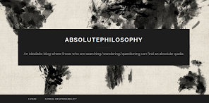 ABSOLUTEPHILOSOPHY