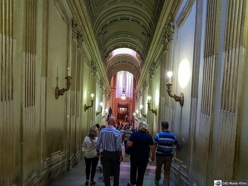 Saída do Museu do Vaticano para a Basílica São Pedro - Diário de Bordo: 3 dias em Roma