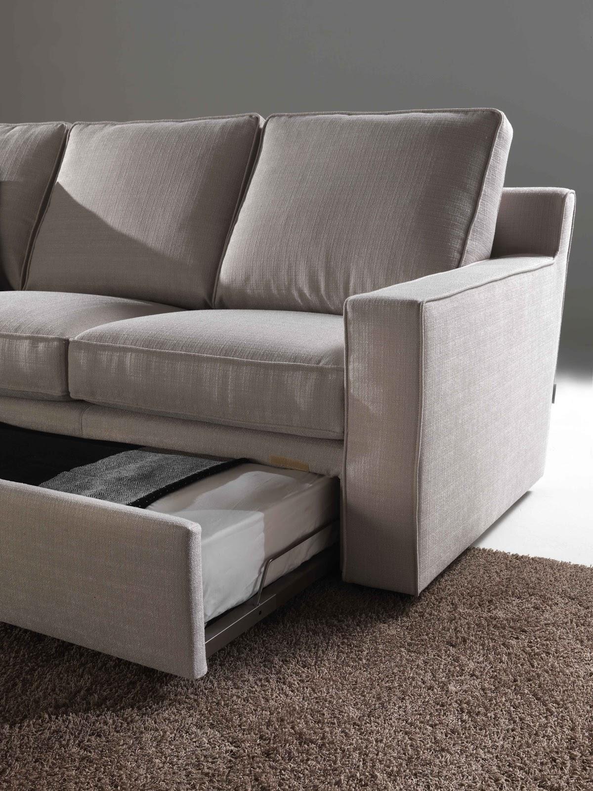 Santambrogio Salotti produzione e vendita di divani e letti anche su misura Il nuovo divano modello Milano con letto estraibile