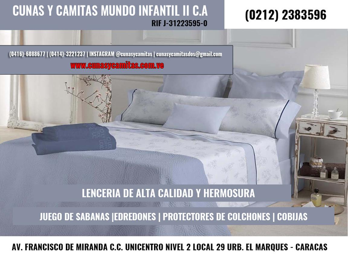 CUNAS Y CAMITAS MUNDO INFANTIL II - C.A en Paginas Amarillas tu guia Comercial