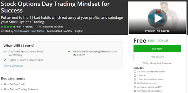 stock options trading blogspot