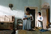 Lashana Lynch and Ebonee Noel in Still Star-Crossed (1)