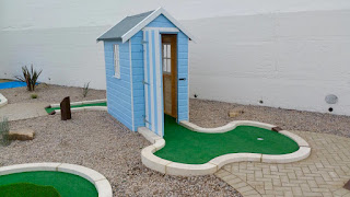 Saltburn MiniGolf course. Photo by Jon Angel/UrbanCrazy