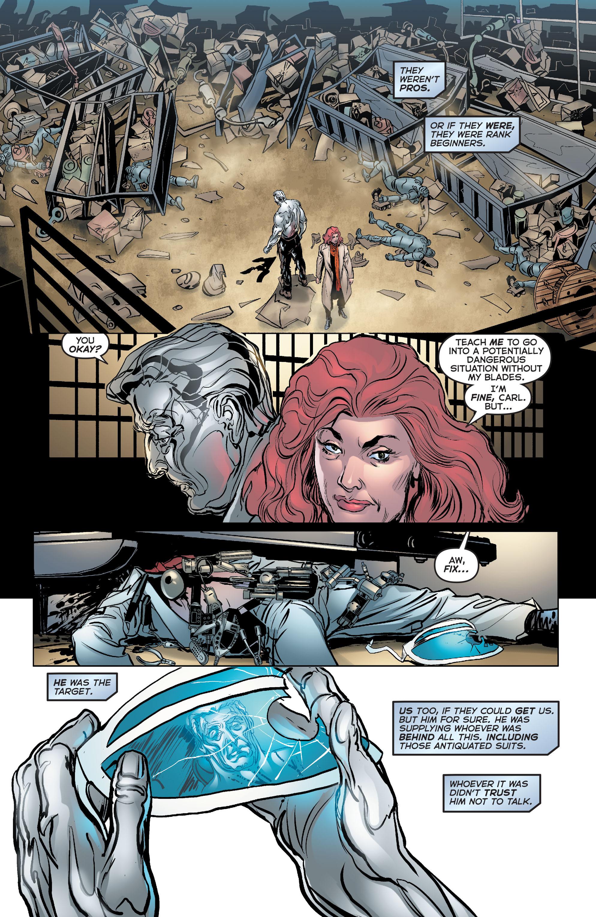 Read online Astro City comic -  Issue #33 - 18