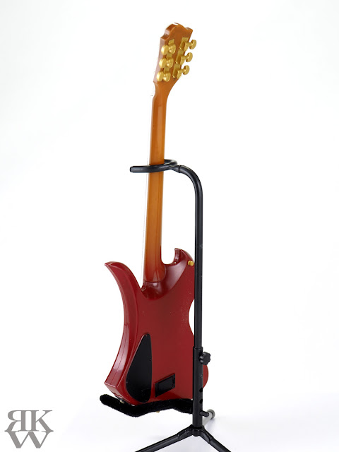 hide Guitar Collection 1/8 Burny MG-CS