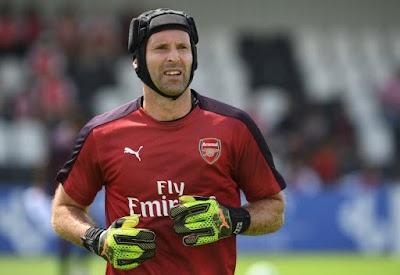 Chelsea Berpeluang Menandatangani Semula Petr Cech Sebagai Ganti Buat Thibaut Courtois!