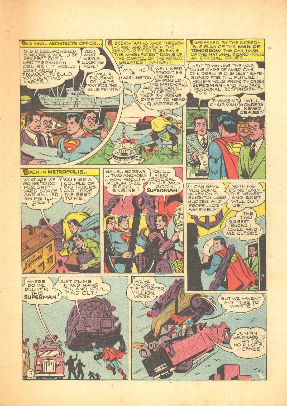 Action Comics (1938) 65 Page 8