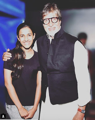 Amitabh Bachchan to appear with Niharika