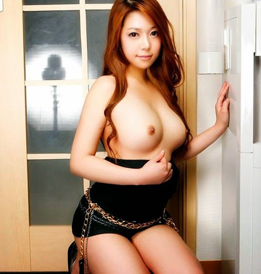 Sexy hot asian boobs