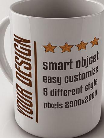 Download Coffee Mug Mockup PSD Terbaru Gratis - Free Mug Mockup PSD