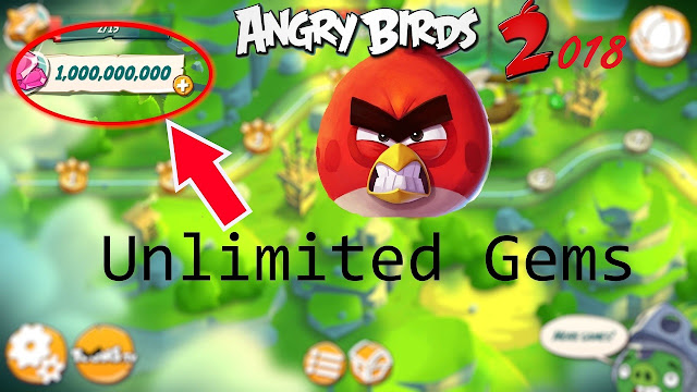 Download Angry Birds 2018 Mod Apk Data Game