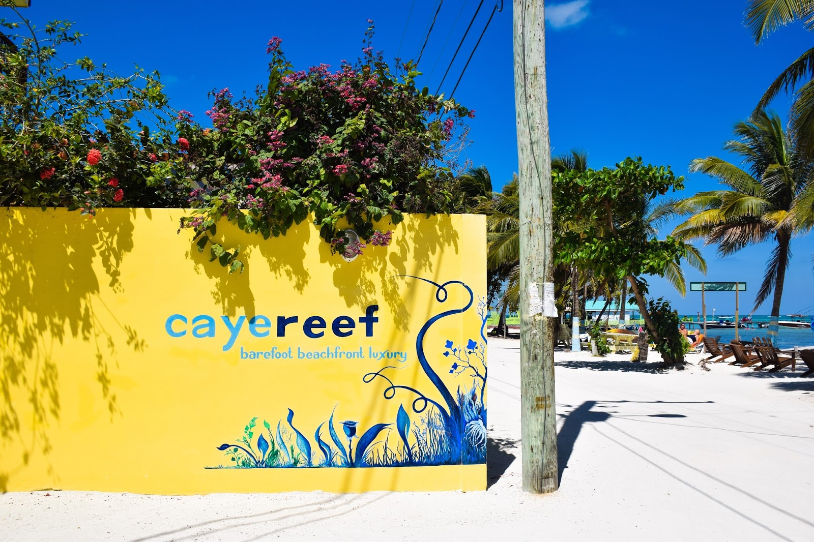 Caye Reef Condos, Caye Caulker
