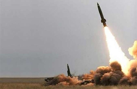 Rudal Borkan-1 Yaman Serang Pangkalan Udara Saudi di Ta'if