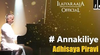 Adhisaya Piravi | Annakkiliye Song | Ilaiyaraaja | Rajinikanth, Kanaka