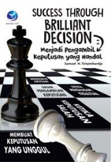 motivasi mengambil keputusan