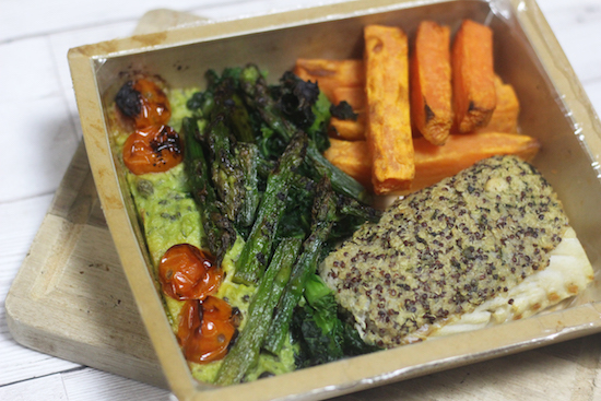 Everdine meal box review