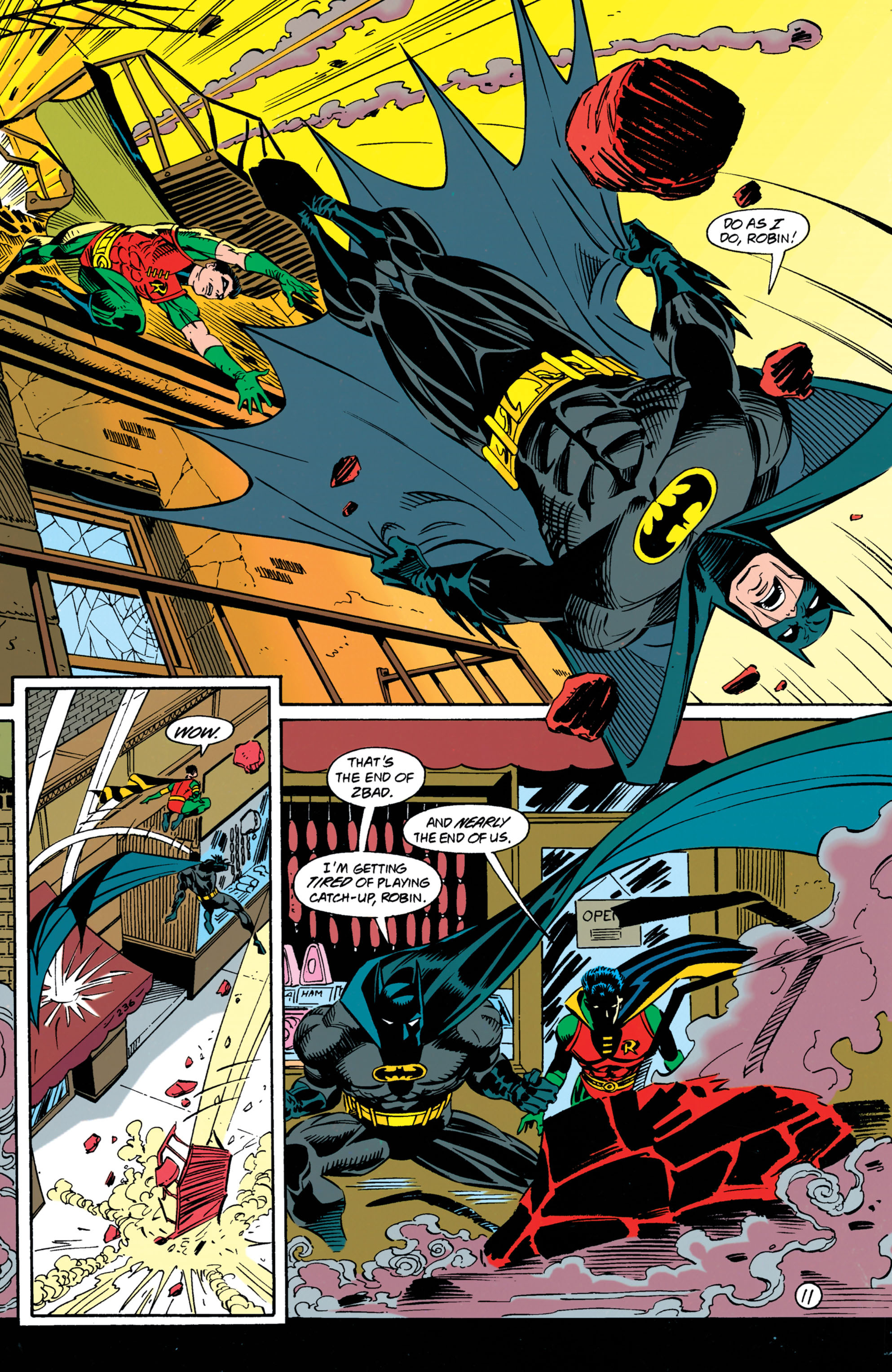 Detective Comics (1937) 683 Page 11
