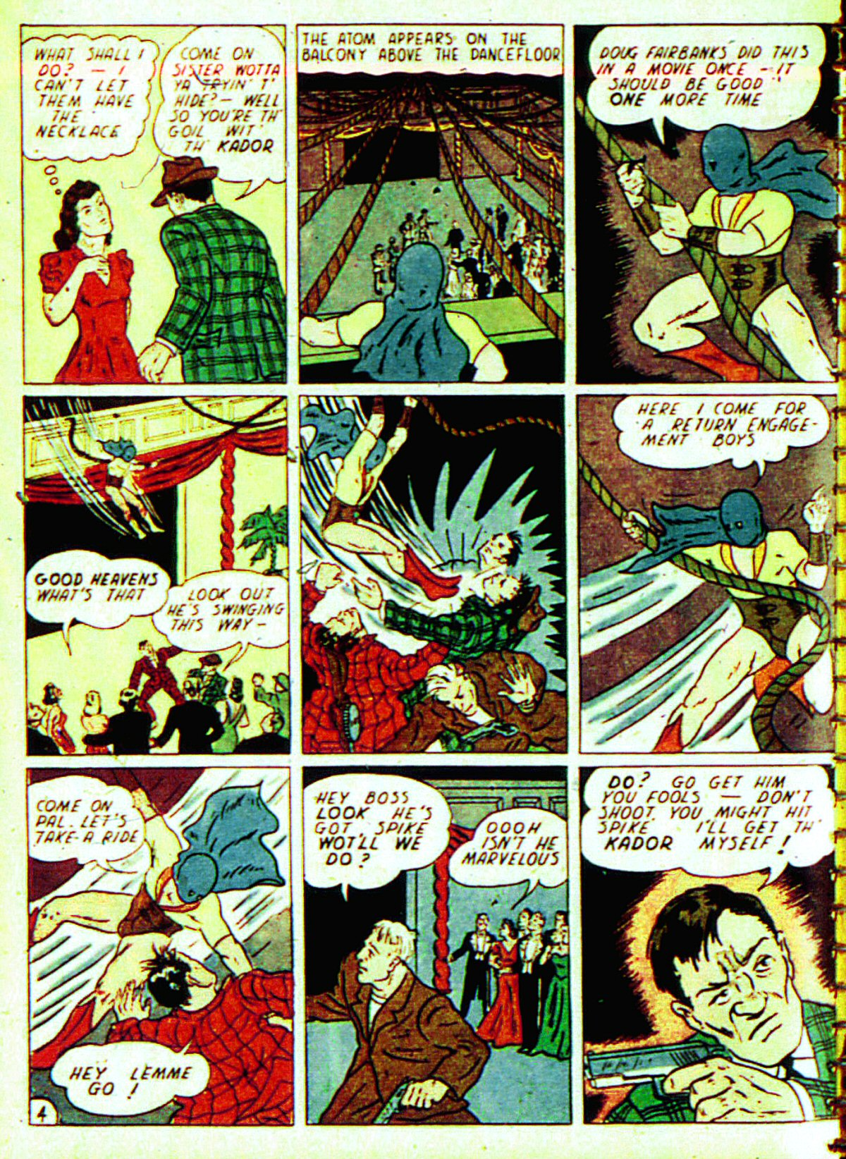 Read online All-American Comics (1939) comic -  Issue #20 - 25