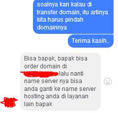 Mengarahkan Domain ke Hosting Lain Tanpa harus Transfer Domain, Bisakah ?