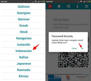 Tutorial Hack WhatsApp Cara sadap Menyadap Aplikasi WhatsApp Terbaru