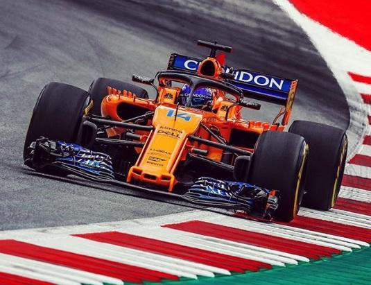 McLaren Tim Formula 1 yang Sedang Terpuruk Kiprahnya