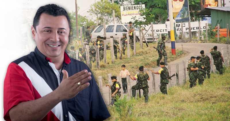 Alcalde uribista de San Vicente del Caguán prohibió la mochila y la palabra 'compañero'