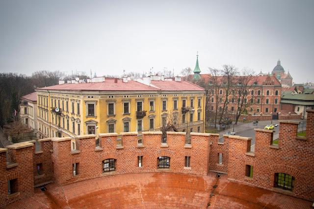 Cattedrale-Castello del Wawel-Cracovia