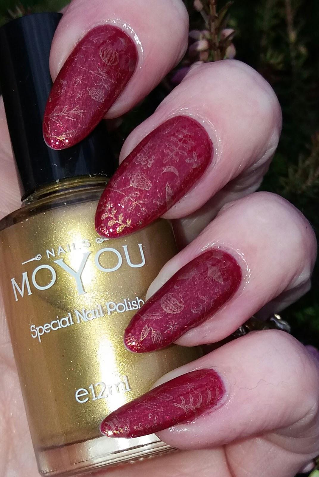 Bite No More Moyou Nails Fashion