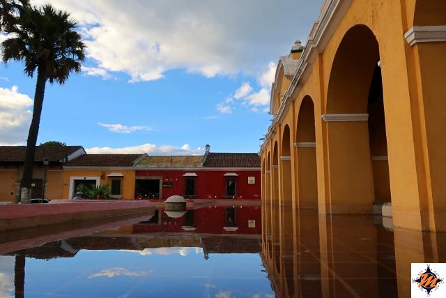 Antigua, Tanque La Union