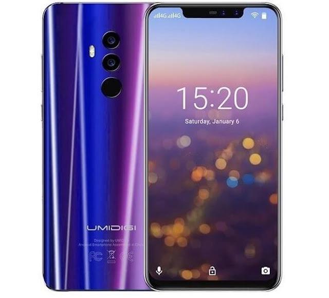 مواصفات وسعر هاتف UMiDiGi Z2 Pro من الفئة المتوسطة