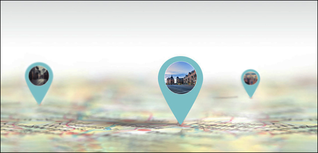 5 ways to help you find out the location of the image capture easily