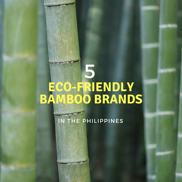 5 Eco-Friendly Bamboo Brands in the Philippines