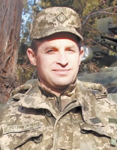 полковник Михайло Васьківський