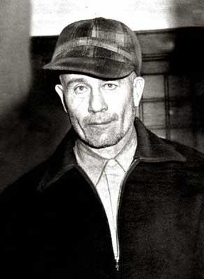 Ed Gein, el carnicero de Plainfield inspiración para gran cantidad de películas