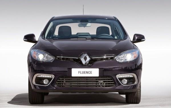 El nuevo Renault Fluence 2014 llegará a Argentina en diciembre