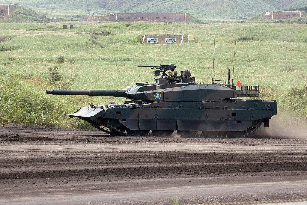0039eebe9965 Type 10 Tank of Japan Ground Self Defense Force