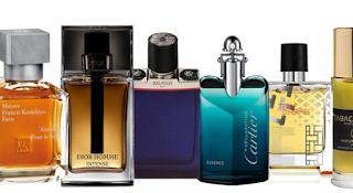 Memilih Parfum pria terbaik dengan aroma gentle