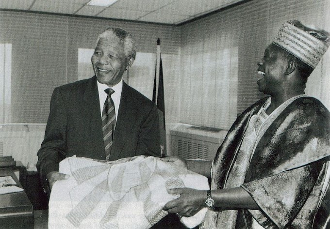 Revealed: How Mandela Begged Abacha to Pardon Abiola, Obasanjo & Saro-Wiwa