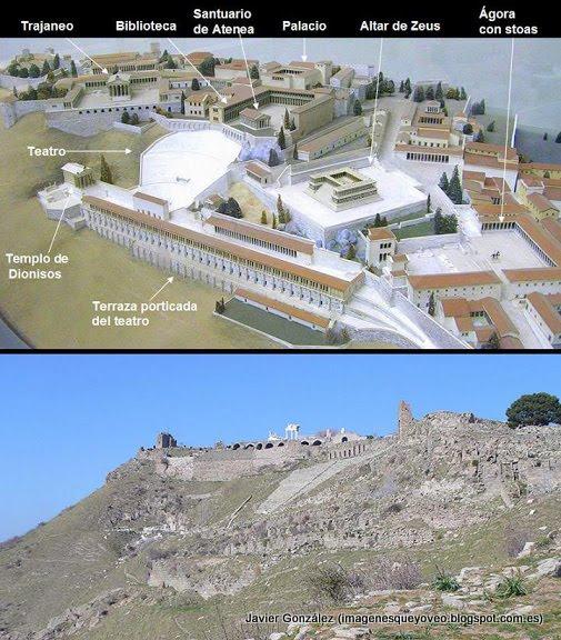 Acropolis de Pergamo
