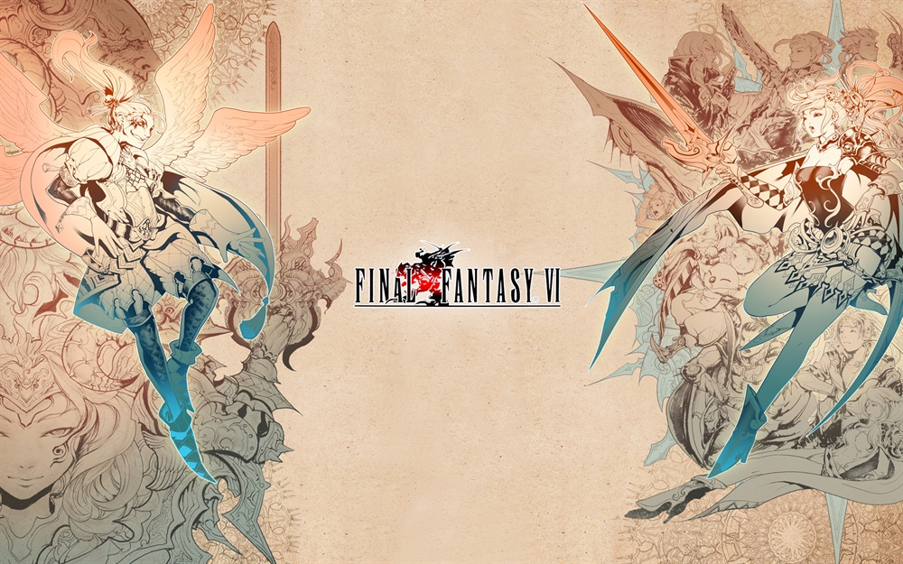Final Fantasy VI Download Poster