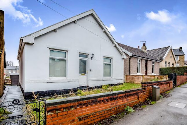 This Is Huddersfield Property - 3 bed bungalow for sale Lightcliffe Road, Crosland Moor, Huddersfield, West Yorkshire HD4