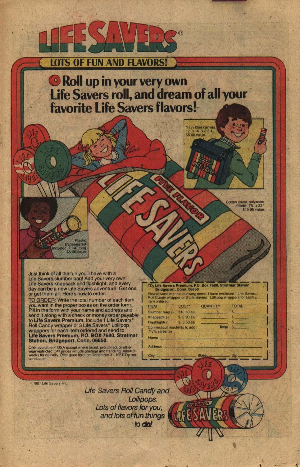 Read online Adventure Comics (1938) comic -  Issue #485 - 19