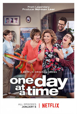 One Day At a Time Netflix Series Poster